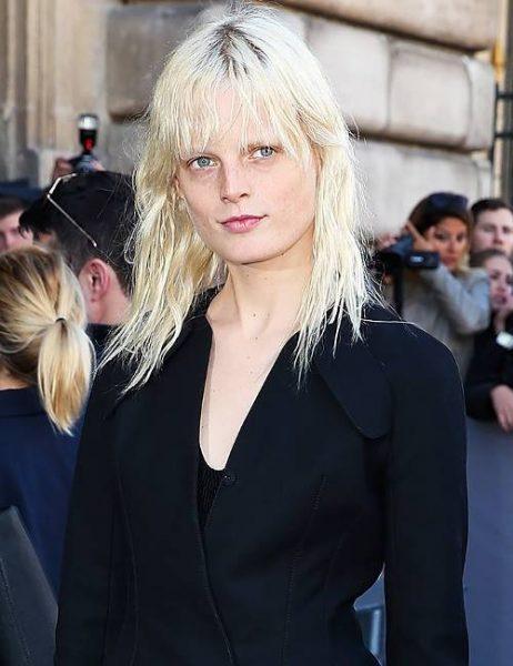 رنگ موی Hanne Gaby Odiele