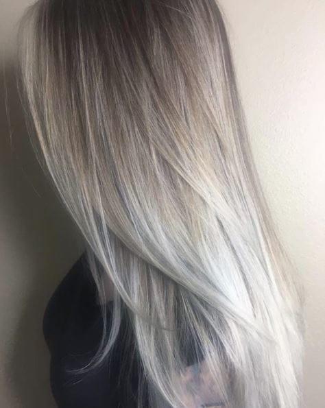 رنگ مو موقتی