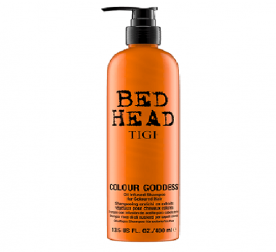 BedHead by TIGI Colour Goddess Oil Infused Shampoo