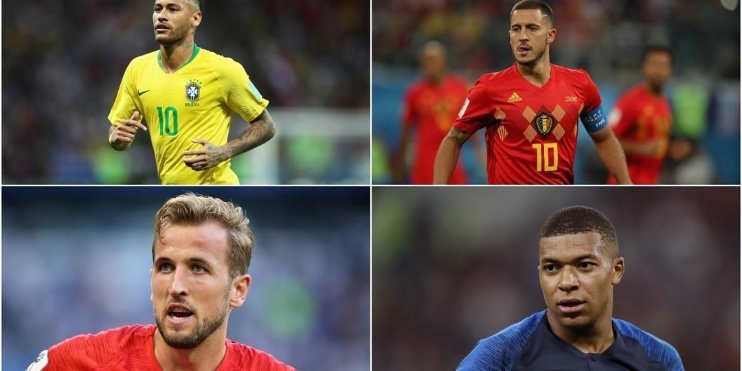 بهترین مدل موهای بازیکنان در جام جهانی 2018
