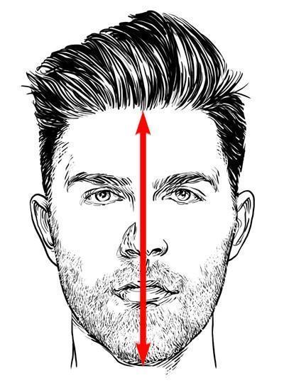 اندازه گیری طول صورت
