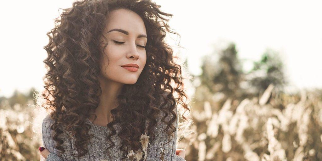 فر کردن طبیعی مو