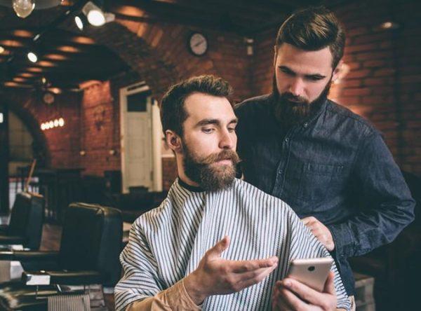 نشان دادن مدل مو